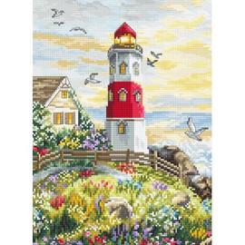 Lighthouse Cross Stitch Kit by Artibalt