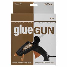Hi-Tack Glue Gun: Large: 40w (1) By Trimits