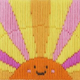 Sunbeams Long Stitch Kit  1st Kit  By Anchor