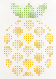 Pineapple Big & Easy Embroidery Kit by Anchor