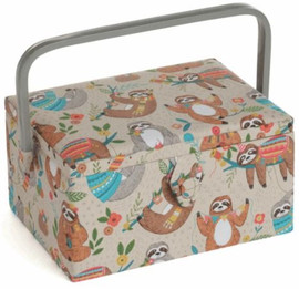 Sloth Sewing Box by Hobby Gift