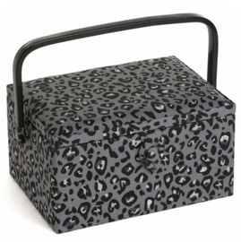 Leopard Sewing Box by Hobby Gift