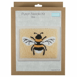 Bee Punch Needle Kit by Anchor