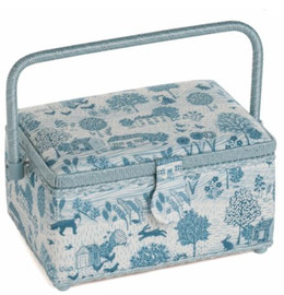 Grove Scenic Sewing Box by Hobby Gift