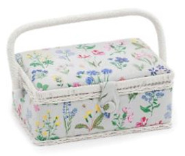 Spring Garden Sewing Box by Hobby Gift