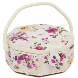 Muse Octagonal Sewing Box by Hobby Gift