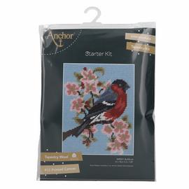Bullfinch & Blossom starter Tapestry Kit by Anchor