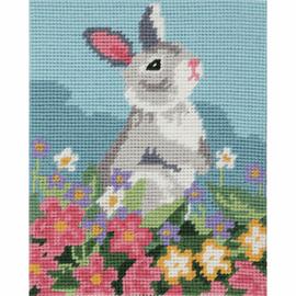 White Rabbit Tapestry Starter Kit by Anchor