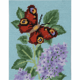 Peacock Butterfly Starter Tapestry Kit by Anchor