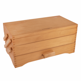 Craft Box: Cantilever: Pine Wood By Milward