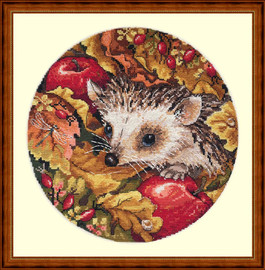 Apples Counted Cross Stitch Kit By Merejka