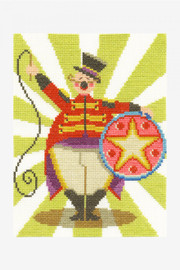 Ring Master Cross Stitch Kit by DMC