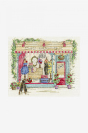 Chic Boutique Cross stitch Kit by DMC