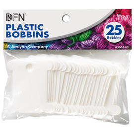 Plastic Floss Bobbins By Janlynn