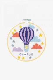 Hello Baby Cross Stitch Kit By DMC