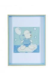 In the Clouds mini Cross Stitch Kit by DMC