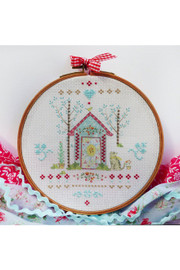 Home Cross Stitch Kit Tamar Collection by DMC