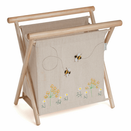 Knit Sew: Appliqué: Linen Bee by Hobby Gift
