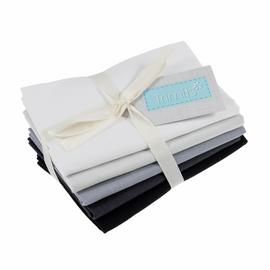 Fat Quarter Pack: Monochrome by trimits