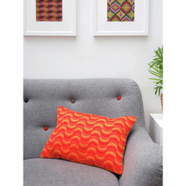 Tina Francis Bargello Wave Tapestry Cushion Kit by Anchor