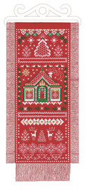 Lapland Counted Cross Stitch Kit by Riolis