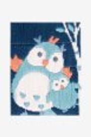 Filou The Owl Straight Stich Kit By DMC