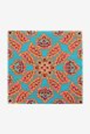 Floral Tribute Tapestry Cushion by DMC