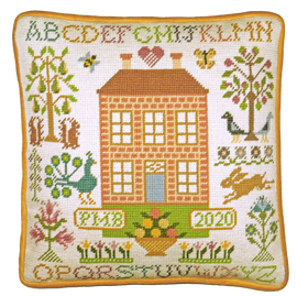 Orchard House Tapestry Kit by Bothy Threads