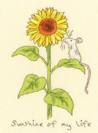 Sunshine of my life Cross Stitch Kit by Bothy Threads