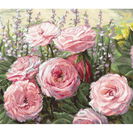 Summer Bloom Cross Stitch Kit by Artibalt