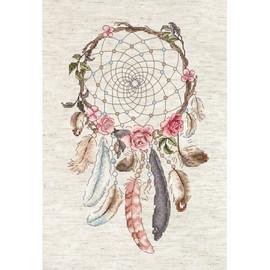 Live Your Dreams Cross Stitch Kits by Artibalt