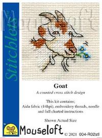 Goat by Mouse Loft