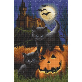 Did We Scare You? Cross Stitch Kit by Letistitch