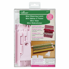 Mini Weaving Loom Double