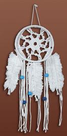 Feathered Dreamcatcher Macramé Kit by Design Works