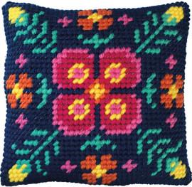 Fern Mandala Tapestry Kits Kit by Needleart World