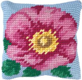 Wild Rose Tapestry Kits Kit by Needleart World