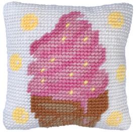 Ice Cream Dream Tapestry Kits Kit by Needleart World