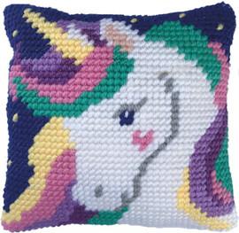 Star Light Unicorn Tapestry Kit by Needleart World