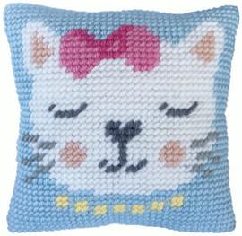Kitten Purr Tapestry Kit by Needleart World