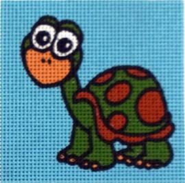 Tortoise Tapestry Kit by Gobelin