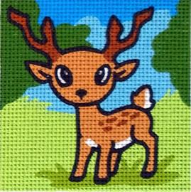Reindeer Tapestry Kit by Gobelin