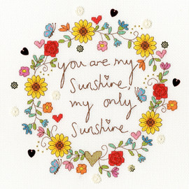 Love Sunshine by Bothy Threads