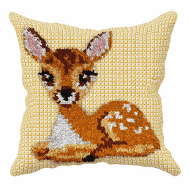 Doe Sensory Cushion Latch Hook Kit By Orchidea