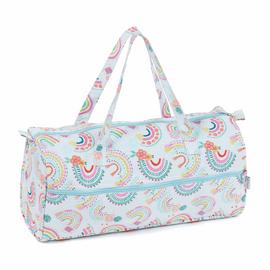 Rainbow Knitting Bag by Hobby Gift