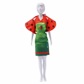 Couture Outfit Making Set: Dolly Ladybug