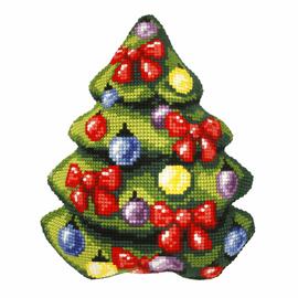 Christmas Tree Cross Stitch Kit By Orchidea