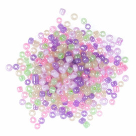 Seed Beads Multi 8g by Trimits