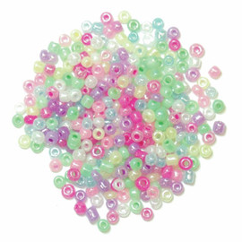 Seed Beads Pastel 8g by Trimits