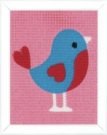 Bird Tapestry Kit by Vervaco